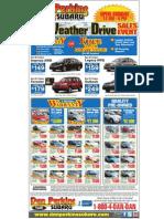 Dan Perkins Subaru All Weather Drive Sales Event!