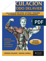 Musculación. El método Delavier