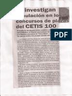 YA INVESTIGAN SIMULACIÓN EN EL CETIS 100