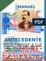 Manuel Estrada Cabrera
