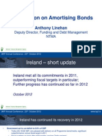 A.linehan Irish Sovereign Bonds