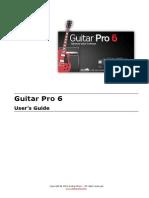 GP6 User's Manual 2010.06 En