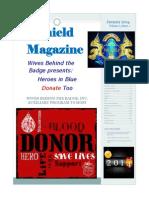Shield Magazine - January 2014