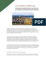 Colombia y Los Acuerdos Comerciales