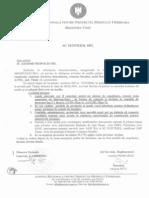 Rezolutia Nr.4721 Din 27.06.2011 a Agentiei Regionala Pentru Protectia Mediului Timisoara