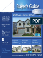 Coldwell Banker Olympia Real Estate Buyers Guide January 11th 2014