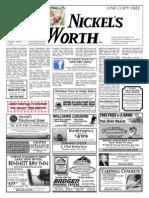 Nickel's Worth Issue Date 12-20