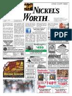 Nickel's Worth Issue Date 12-27
