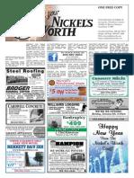 Nickel's Worth Issue Date 01-03-14