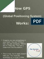 Working Of GPS
