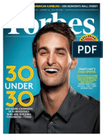 Forbes - January 20 2014 USA