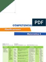 planificaciones matematica4