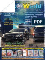 Auto World Volume 3 Issue 3