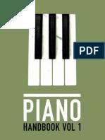 Berklee Online - Piano Handbook