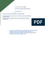 ICDL/ECDL Access Exam