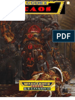 Codex Caos 40k reloaded