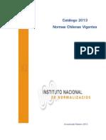 Catalogo ISO 2013 02 Febrero Por ICS