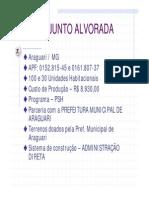 Alvorada Araguari