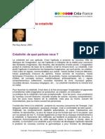 LaFormationAlaCreativite.G.aznar .3