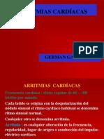 ARRITMIAS CARDÍACAS 1