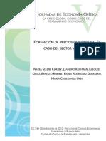 Corbey, Koffman, Orso, Ribone, Rodríguez Guerrero, Uría - Yerba Mate Cadena de valor y formacion precios oligopolicos JEC
