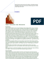 Filsafat Abad Pertgahan Pd Masa Patristik Dan Skolastik
