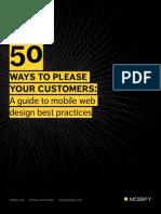 Mobify 50ways eBook