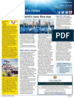Business Events News for Fri 10 Jan 2014 - Perth\'s new five star, Vic\'s tourism Segway, Marriot\'s tall order and much more