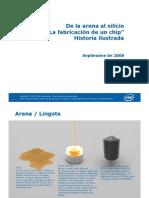 Fabricación de Chip