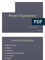 Project Organising