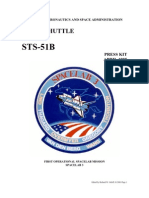 NASA Space Shuttle STS-51B Press Kit