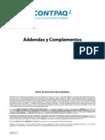 Addendas