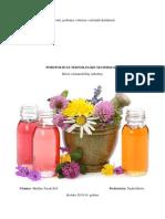 Tehnologija materijala-Mirisi