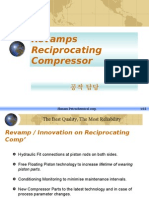 Revamps Reciprocating Compressor