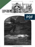 La Ilustración ibérica (Barcelona. 1883). 23-6-1883