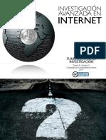Investigación avanzada en Internet