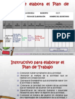 Plan Jornadas Civicas