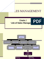 Sales Management CH 1