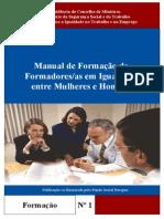 CITE _Manual Formação de Formadores em Igualdade de Género 2003
