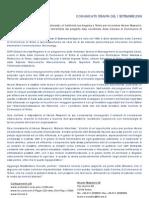 Business Intelligence, Comunicato Stampa 1 Settembre 2009 Hicare Research Progetto Gap Ucla 2