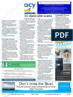 Pharmacy Daily for Fri 10 Jan 2014 - ACCC slams slim scams, Obesity action urged, SHPA cardiology seminar, Events Calendar and much more