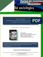 Giménez- Status de las Ciencias Sociales