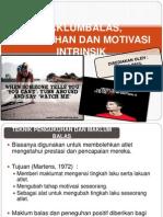 Maklumbalas, Peneguhan Dan Motivasi Intrinsik (Tajuk 7)