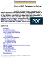 Cisco IOS Reference Guide