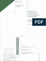 Pizzorno. Alessandro. Modelos mundiales y participación social