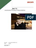 TEMS Pocket 7.3, Technical Product Description
