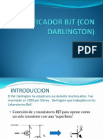 Amplificador Bjt (Con Darlington).