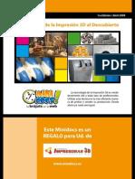 MD Las Ventajas de Las Impresoras 3D