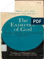 [John Hick] the Existence of God