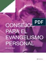 Consejos Para El Evangelismo Personal